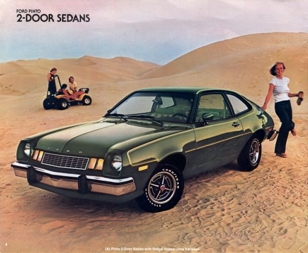 Ford Pinto 1