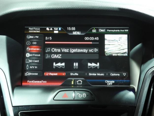Ford Sync musica