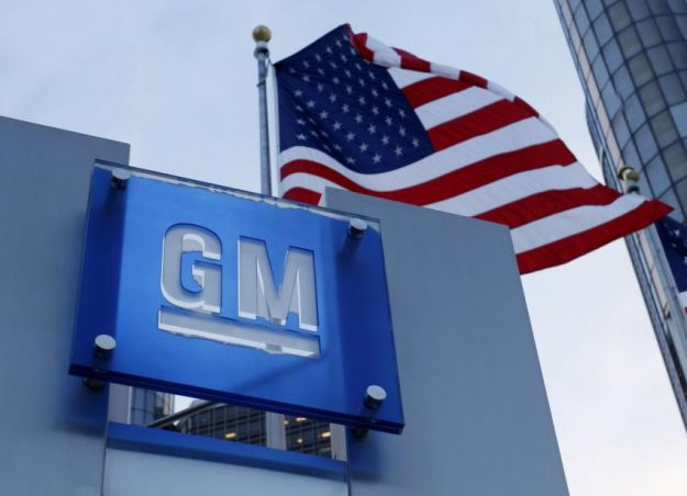 General Motors marchi auto più venduti al mondo