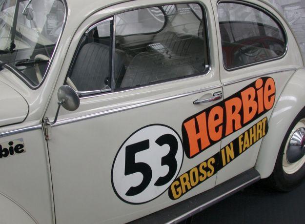 Herbie Maggiolino matto