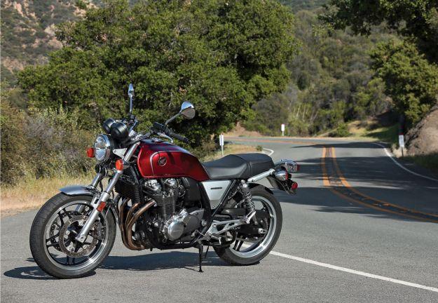 Honda CB 1100 ABS 2