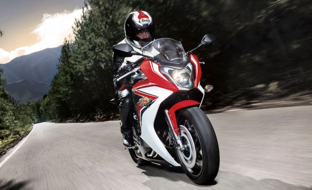 Honda CBR 650 F ABS 1