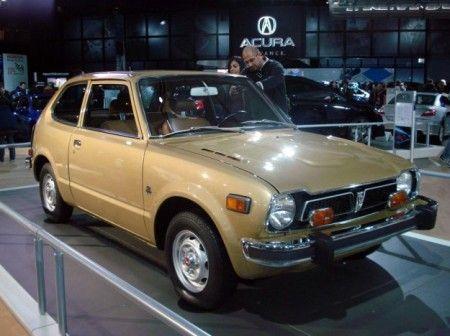 Honda Civic 1976