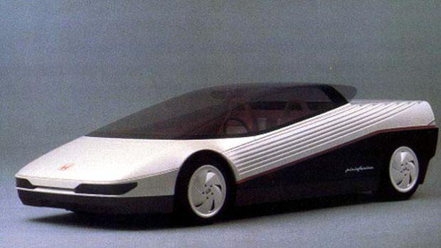 Honda HP X Concept by Pininfarina