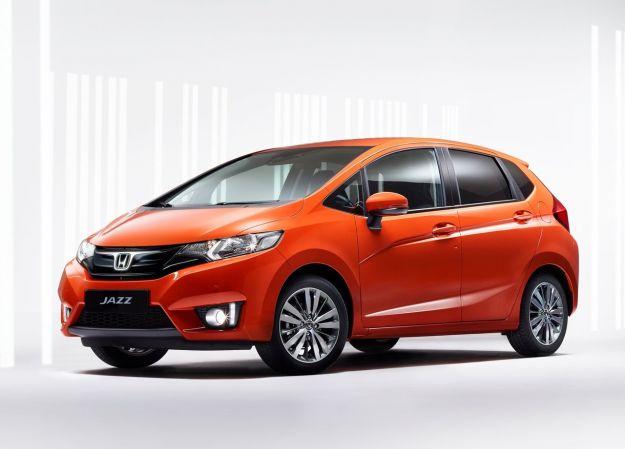 Honda Jazz 2015 avanti