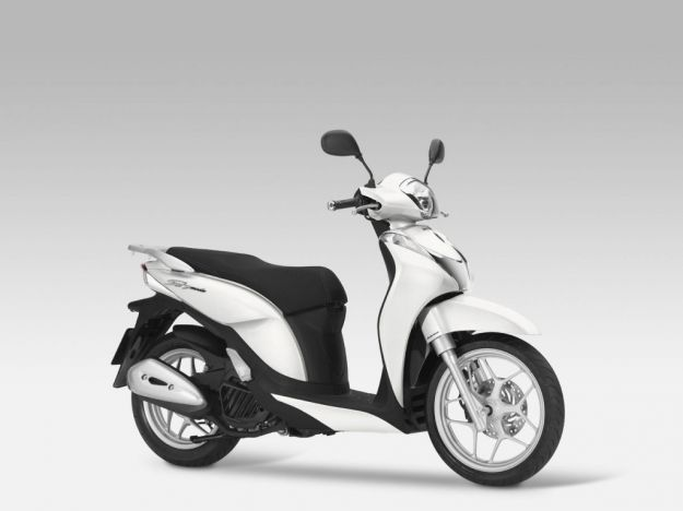 Honda SH 125 2014 Bianco