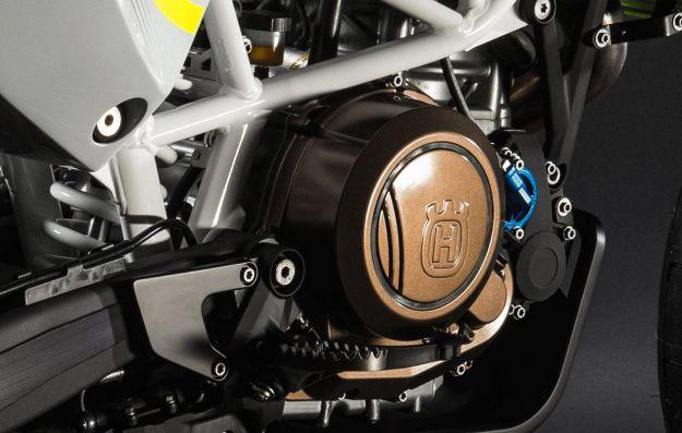 Husqvarna 701 motore