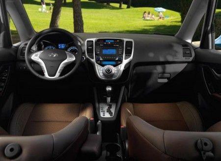 Hyundai IX20 auto qualità abitacolo