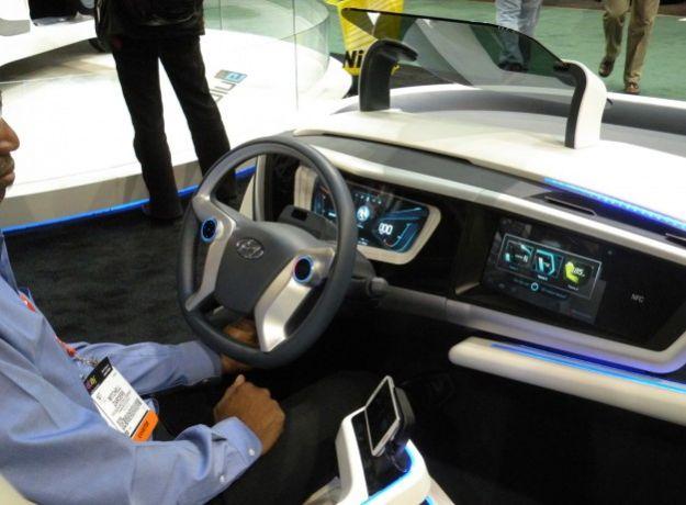 Hyundai al CES 2015