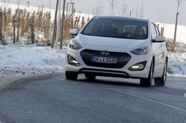 Hyundai i30 3 porte bianco
