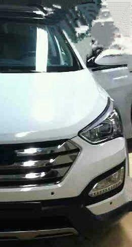 Hyundai ix45-anteriore
