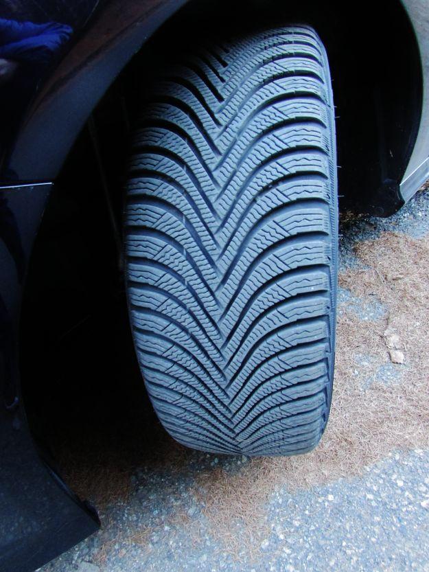 Pneumatici Michelin Alpin5