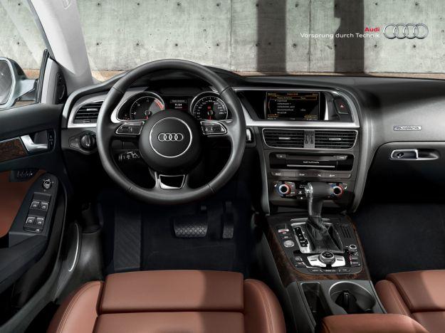 Interni Audi A5 Sportback