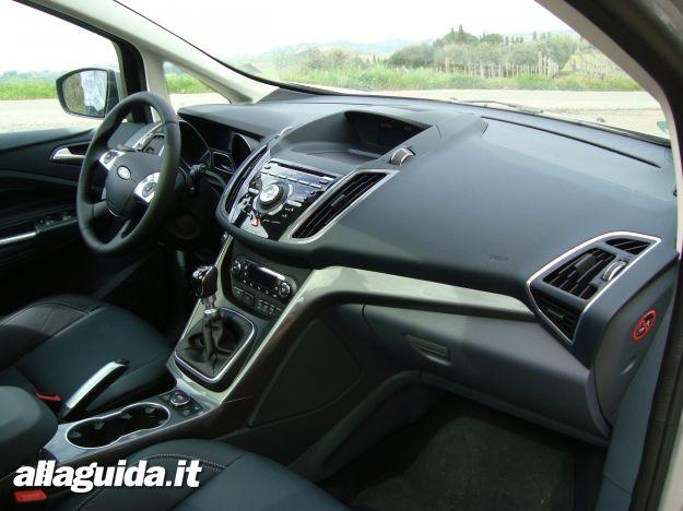 Interni della Ford C Max7