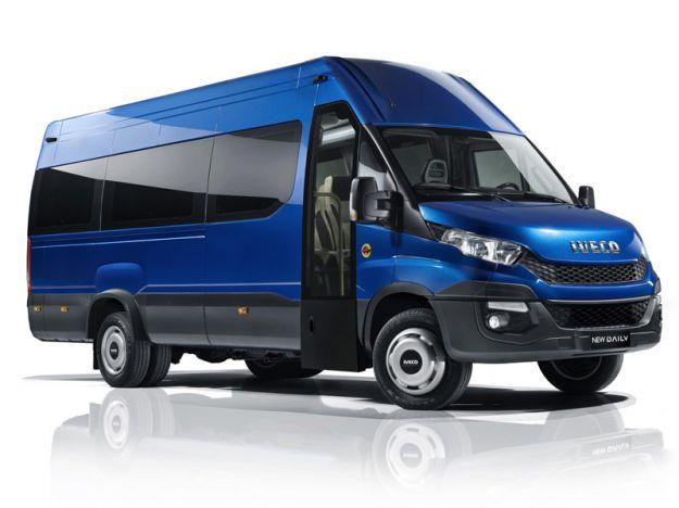 Iveco Daily 2014 minibus