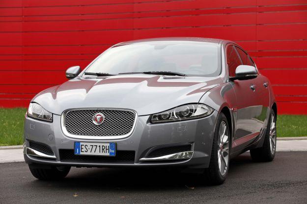 Jaguar Berlina XF 2014
