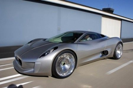 Jaguar CX75 3