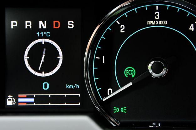 Jaguar XF ed XJ MY 2013 cruscotto