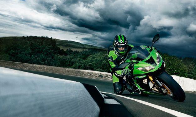 Kawasaki Ninja 636 MY 2013 Bend 4