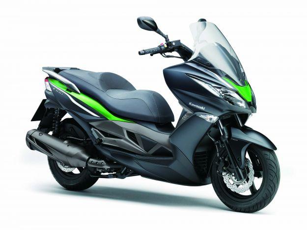 Kawasaki j300 3