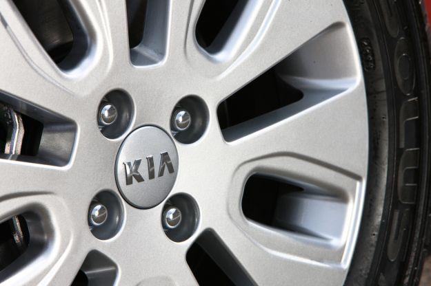Kia Rio cerchio in lega
