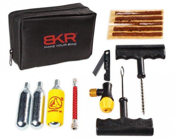 Kit riparazione gomme auto