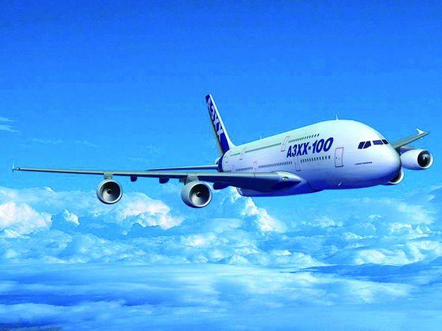 L'aereo per viaggi lunghi