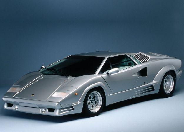 Lamborghini Countach 25° Anniversario (1989)