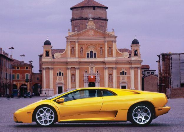 Lamborghini Diablo 6.0 (2001)