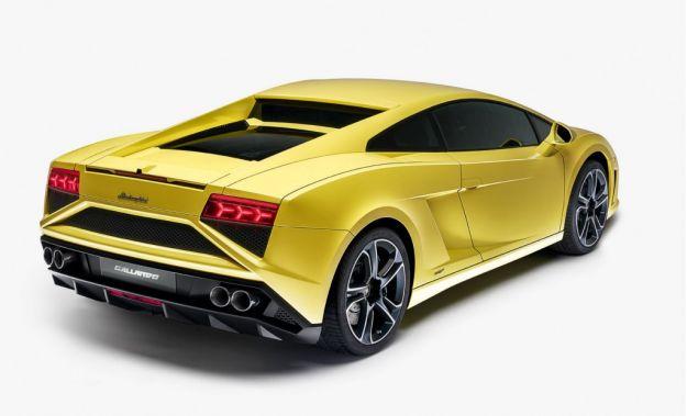 Lamborghini Gallardo LP5604 posteriore