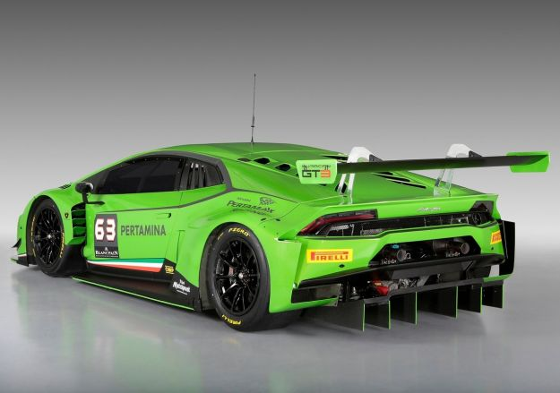 Lamborghini Huracan GT3 2015, prezzo