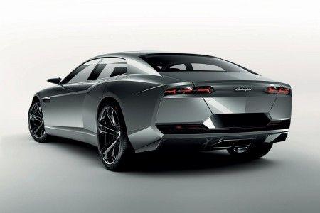 Lamborghini estoque retro