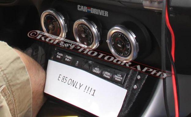 Lancia Delta 2013 muletto strumentazione