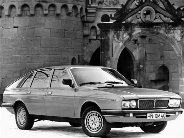 Lancia Gamma Berlina (1)
