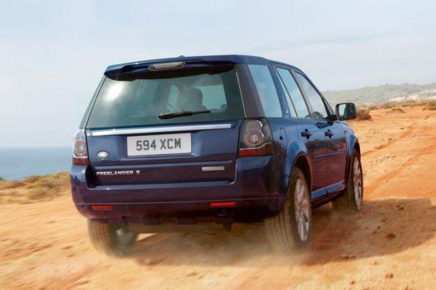 Land Rover Freelander 2 Metropolis posteriore
