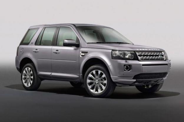 Land Rover Freelander 2 Metropolis