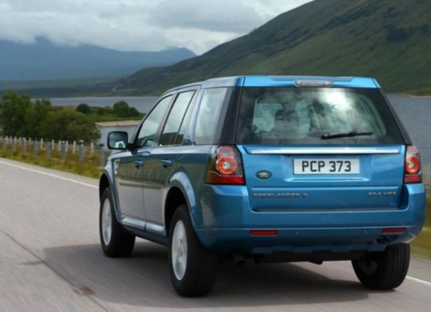 Land Rover Freelander 2 my 2013 dietro