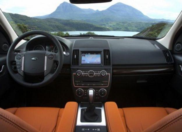 Land Rover Freelander 2 my 2013 interni