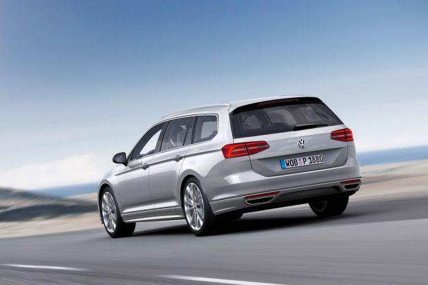Listino prezzi Volkswagen Passat Variant 2015