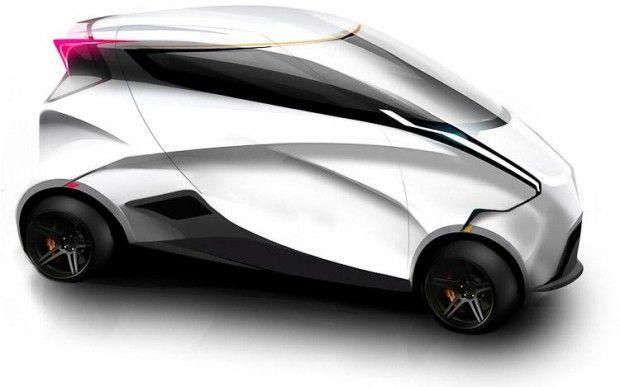 Lotus, prototipo