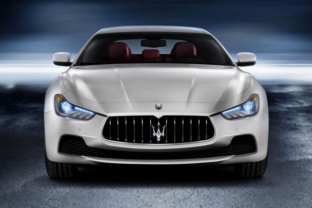 Maserati Ghibli spot auto