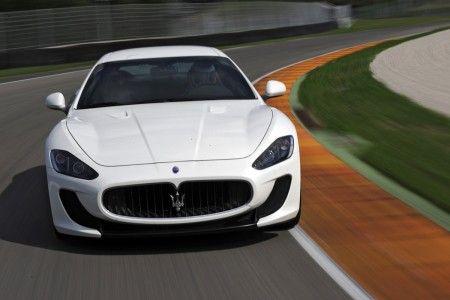 Maserati GranTurismo MC Stradale al Mugello