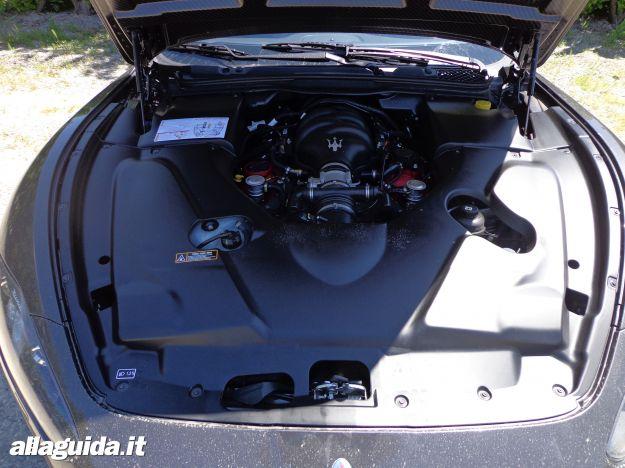 Maserati GranTurismo MC Stradale, motori e prestazioni