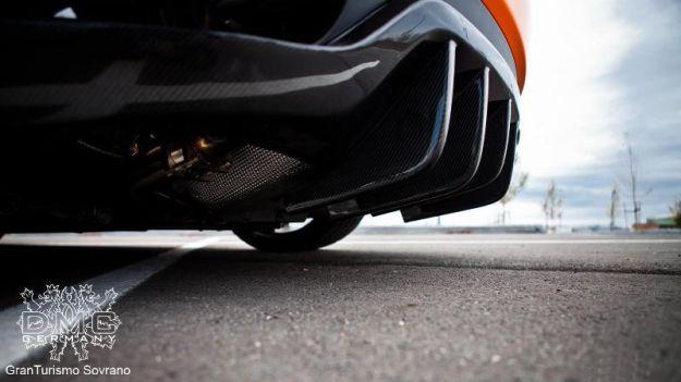 Maserati Grancabrio Sovrano DMC, diffusore