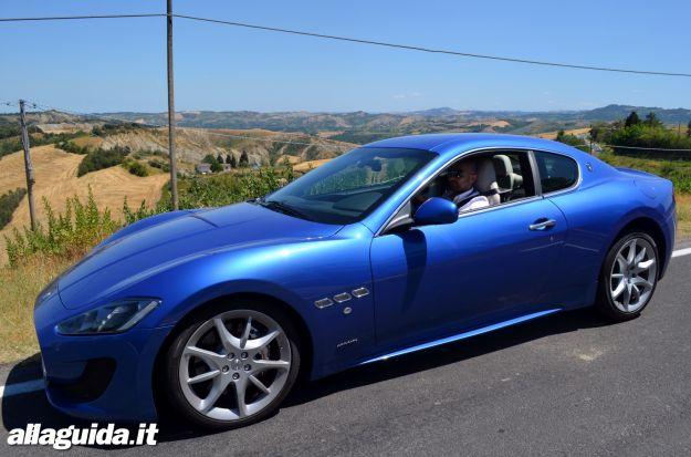 Maserati Granturismo Sport dimensioni