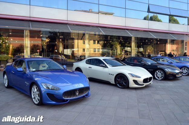 Maserati Granturismo Sport prova