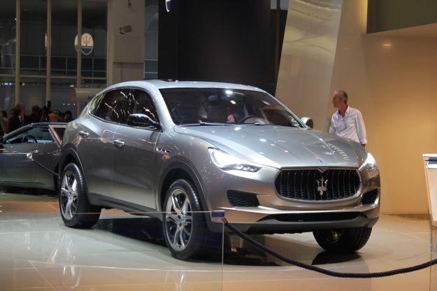Maserati Levante Concept