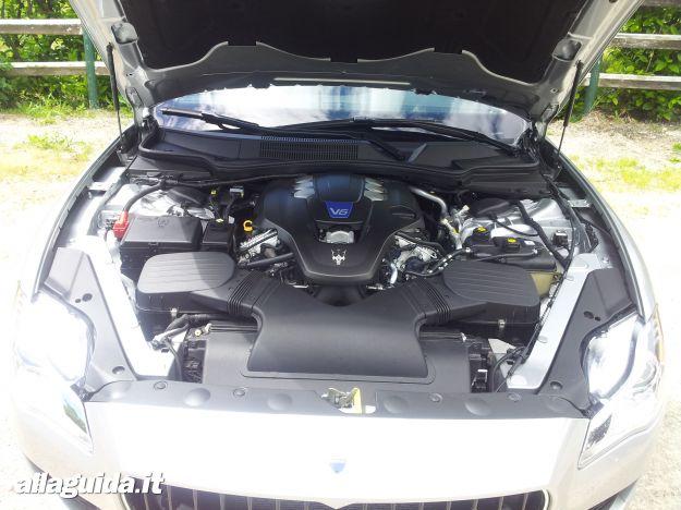 Maserati Quattroporte, motorizzazioni