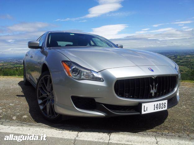 Maserati Quattroporte, prezzi e listino