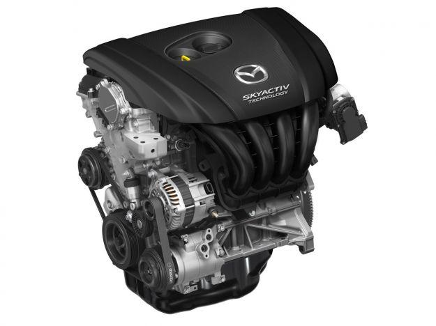 Mazda 6 motore skyactiv